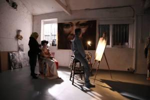 Silver: Zay directing actors